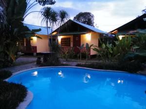 Hotel Brunka Lodge Palmar Norte