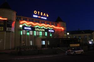 Отель Ольхон
