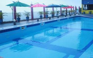 Blue Royal Hotel, Hotels  Larteh Aheneasi - big - 21