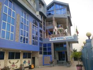 Blue Royal Hotel, Hotels  Larteh Aheneasi - big - 13