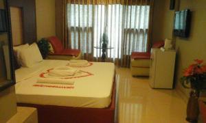 Blue Royal Hotel, Hotels  Larteh Aheneasi - big - 12