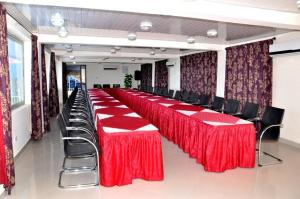 Blue Royal Hotel, Hotels  Larteh Aheneasi - big - 7