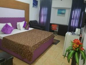 Blue Royal Hotel, Hotels  Larteh Aheneasi - big - 30