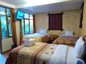 Hostel Andenes, Hostelek  Ollantaytambo - big - 52