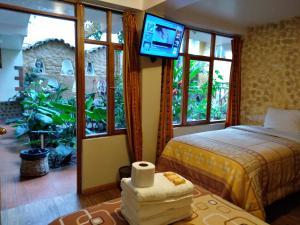Hostel Andenes, Hostelek  Ollantaytambo - big - 53
