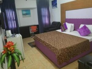 Blue Royal Hotel, Hotels  Larteh Aheneasi - big - 28