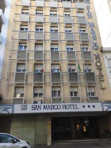 San Marco Hotel, Hotel  La Plata - big - 86