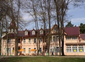 Vila Dainava, Отели  Друскининкай - big - 11