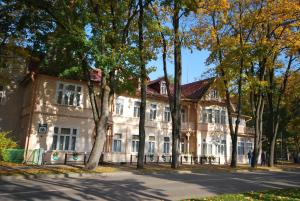 Vila Dainava, Отели  Друскининкай - big - 10