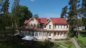 Vila Dainava, Отели  Друскининкай - big - 9