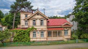 Vila Dainava, Hotely  Druskininkai - big - 1