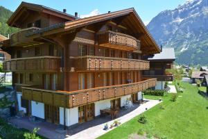 Apartment Bränderli - GriwaRent AG - Hotel - Grindelwald