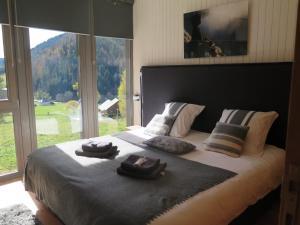 Le Chalet Du Blanc - Accommodation - Les Aillons