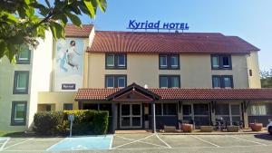 Kyriad Lyon Est - Saint Bonnet De Mure - Hotel - Saint-Bonnet-de-Mure