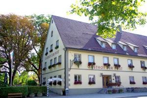 Hotel Gasthof zur Post - Kißlegg