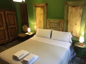 Hostería Las Cumbres, Fogadók  Villa La Angostura - big - 11