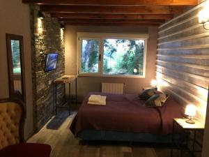 Hostería Las Cumbres, Fogadók  Villa La Angostura - big - 6