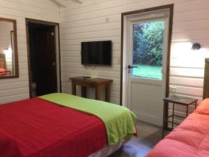 Hostería Las Cumbres, Fogadók  Villa La Angostura - big - 18