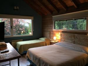Hostería Las Cumbres, Fogadók  Villa La Angostura - big - 16