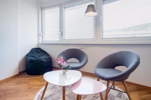 InTown Apartment Tuzla, Apartmány  Tuzla - big - 16