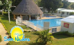CABAÑAS SAN NICOLAS, Hotely  Girardot - big - 11