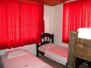 CABAÑAS SAN NICOLAS, Hotely  Girardot - big - 4