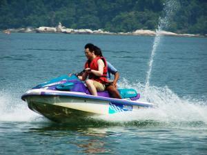 Puteri Bayu Beach Resort, Курортные отели  Пангкор - big - 11