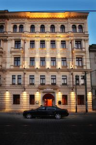 Luxury Family Hotel Royal Palace - Prague