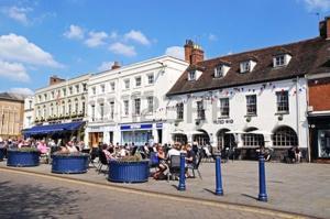 obrázek - Warwick Market Place