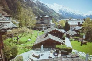 Le Hameau Albert 1er - Hotel - Chamonix