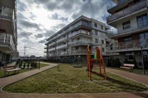 Apartament Różany Amber Sand w Kołobrzegu