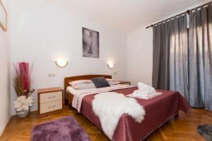 Apartments BRSLAV, Apartmanok  Brela - big - 67