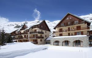 Location gîte, chambres d'hotes Résidence Odalys Les Sybelles dans le département Savoie 73
