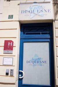 Auberges de jeunesse - Hotel Le Petit Duquesne