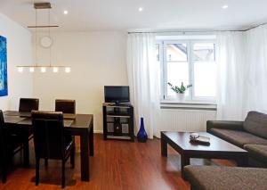 obrázek - Ferienwohnung Am Kurpark - Wohnung 1,60qm-