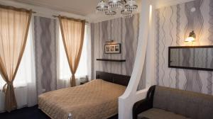 Аллюрия на Мытнинской, Отели  Санкт-Петербург - big - 105