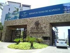 Departameto en Residencial La Isla Acapulco Torre G