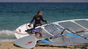Surfing Beach Village Paros, Hotel  Santa Maria - big - 39