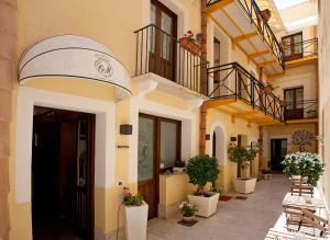 Residence Cortile Mercè, Aparthotels  Trapani - big - 37