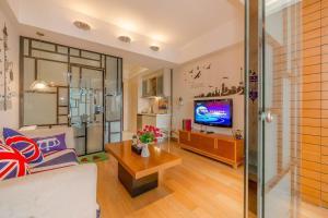 Tianfu International Apartment, Apartmanok  Csengtu - big - 10
