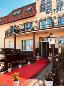 Hotel Gołąbek