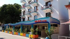 Отель Hotel Melike, Кушадасы