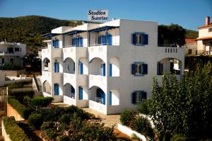 Sunrise Studios Agistri Greece