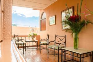 Hotel Vesuvio San José