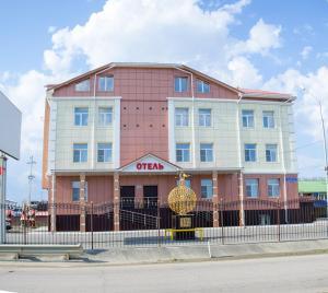 Hotel Dom Tvoy - Derëzovka