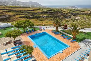 Zorbas Hotel Santorini - Пиргос