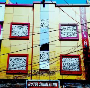 Auberges de jeunesse - Hotel Shimla Inn