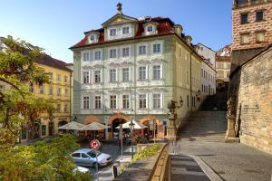 Golden Star, Hotely  Praha - big - 38