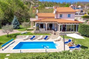 3 star cottage Villa Viva Mare Opatija Croatia