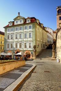 Golden Star, Hotels  Prag - big - 36